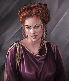 Atia, mother of Octavian