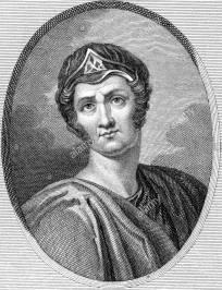 Drusus the Elder, son of Livia and husband of Antonia