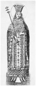 Theophano of Athens, wife of Staurakios and cousin of Irene
