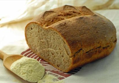 Roman emmer bread