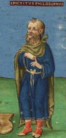 Gaius Musonius Rufus, Roman stoic philosopher (25-95AD)