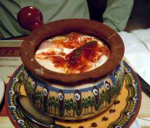 Thracian cuisine sample