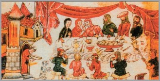 Feasting in the Byzantine Empire