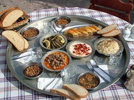 Anatolian Greek food