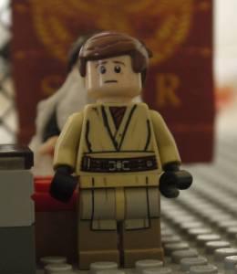 Lego Emperor Claudius I of Rome (r. 41-54AD)