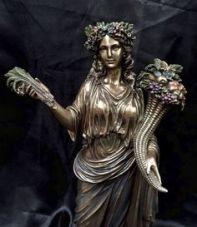 Anonna, Roman goddess of grain supply