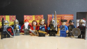 Summer of 1261 complete Latin cast pic