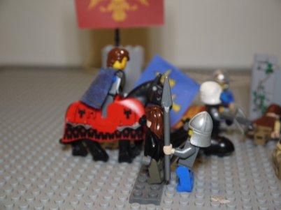 Louis de Blois attacks Constantinople, 1204