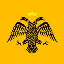Empire of Nicaea flag (1204-1261)