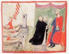 Peter III leaves Spain for Sicily