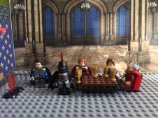 Sample No Budget Films Byzantine era Lego set