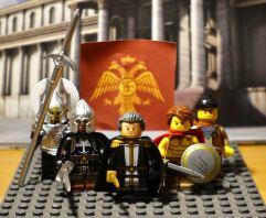 Michael VIII with the Sicilian Vespers Byzantine strike force