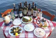 Food and wine from Lesbos