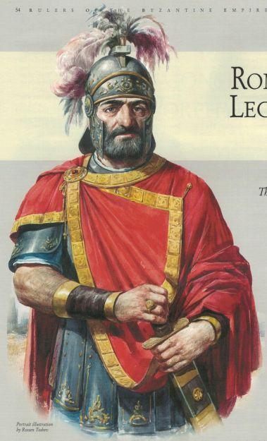 Emperor Romanos I Lekapenos (r. 920-944)