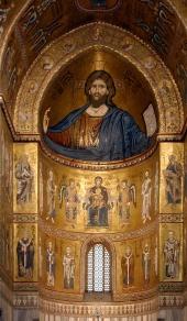 Byzantine-Norman art in Sicily