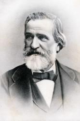 Giuseppi Verdi, Italian composer (1813-1901)