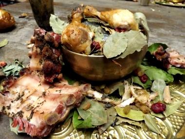 Germanic tribe cuisine recreated