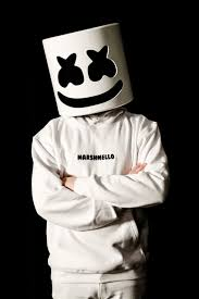 Marshmello aka. Christopher Comstock
