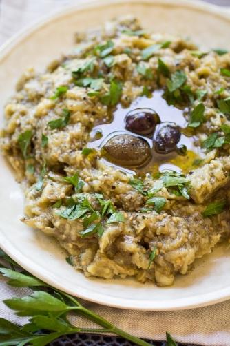 Greek eggplant recipe (Arab influenced)