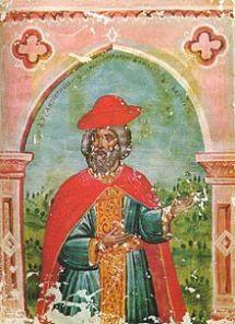 Michael VIII portrait