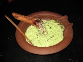 Moretum (cheese dip)