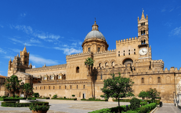 Arab and Norman architecture in Sicily