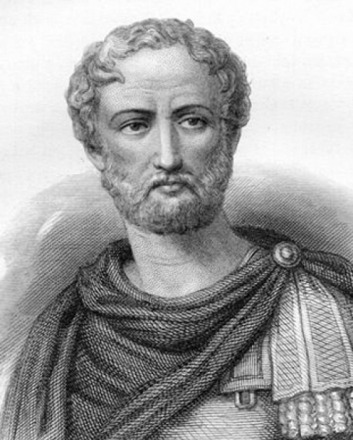 Pliny the Elder, Roman writer (24-79AD)