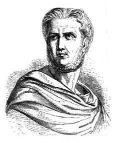 Tacitus, Roman historian (56-120AD)