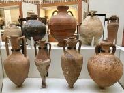 Roman wine Amphorae