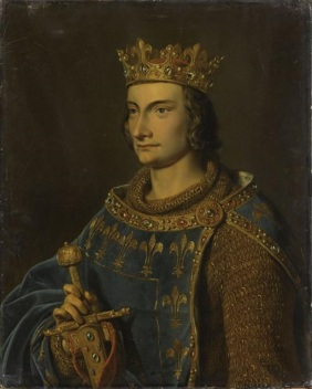Philippe III, King of France (r. 1270-1285), son of Louis IX