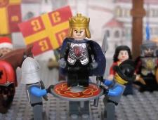 Coronation of Emperor Nikephoros II, 963