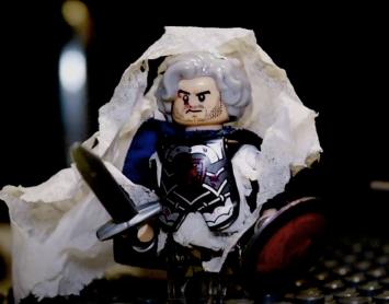 Lego ghost of Nikephoros II