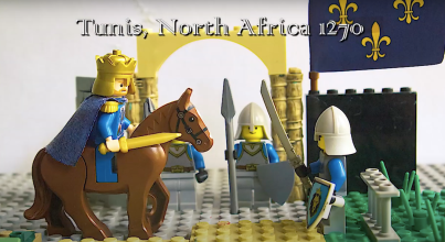 Lego set of Tunis, North Africa