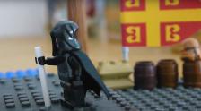Lego docks of Constantinople with Georgios