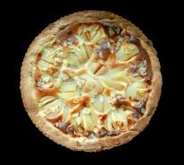 Roman sweet pie recreated