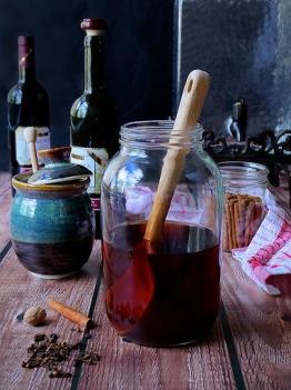 Mulsum, wine spiced with honey