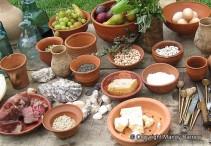 Ingredients of Ancient Roman cuisine