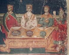Byzantine banquet of Liutprand of Cremona, 968