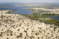 Lake Chad in Africa, discovered by the Umayyads, 7th century