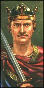 William II of England, son of William I the Conqueror (r. 1087-1100)