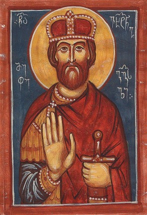 King Vakhtang I of Iberia, Georgia (r. 447-502), founder of Tbilisi