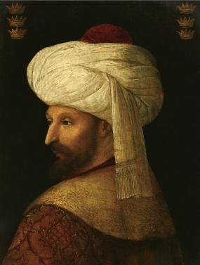 Ottoman Sultan Mehmed II the Conqueror, second reign (1451-1481)