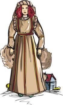 Jimena Diaz, wife of El Cid, surrendered Valencia to the Moors in 1102
