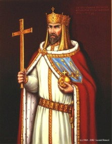 Macbeth, King of Scotland (r. 1040-1057)