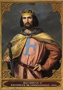 King Baldwin I of Jerusalem (r. 1100-1118)