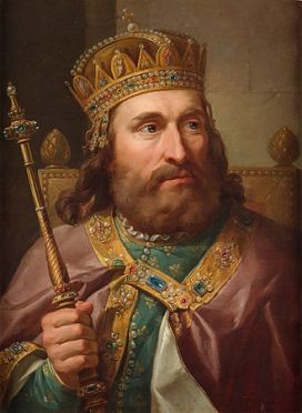 Louis I the Great, King of Hungary (1342-1382)