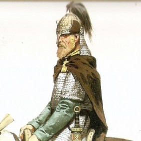 Gundobad, Burgundian general of the Western Roman Empire and King of the Burgundians (r. 473-516)