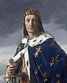 King Louis VIII of France (r. 1223-1226)
