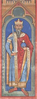 Lothair III, King of Germany and Holy Roman emperor (r. 1125-1137)