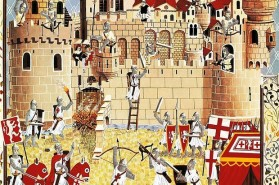 Cathar Crusade in Southern France (1209-1229)